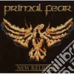 Primal Fear - New Religion cd musicale di PRIMAL FEAR