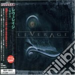 Leverage - Tides cd musicale di LEVERAGE