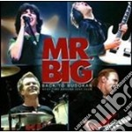 BACK TO BUDOKAN cd musicale di MR.BIG