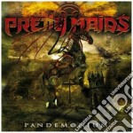 Pandemonium cd musicale di Maids Pretty