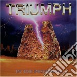 Triumph - In The Beginning cd musicale di TRIUMPH