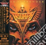 Triumph - Never Surrender cd musicale di TRIUMPH