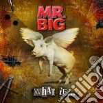 What if...(cd+dvd) cd musicale di MR.BIG