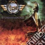 Ten - Stormwarning cd musicale di TEN
