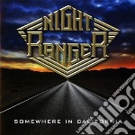 Somewhere in california cd musicale di Rangers Night