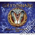 Live at donington 1990 2cd+dvd cd musicale di Whitesnake