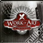 Work Of Art - In Progress cd musicale di Work of art