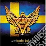 Live at the sweden rock festival cd musicale di Triumph