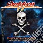 Broken bones deluxe ed. cd musicale di Dokken