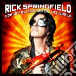 Springfiels, Rick - Songs For The End Of The World cd musicale di Rick Springfield