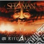 Shaman - Ritualive cd musicale di SHAMAN