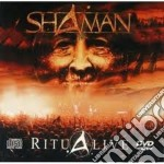RITUALIVE cd musicale di SHAMAN