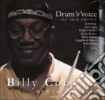 Billy Cobham - Drum 'n Voice - All That Groove cd musicale di BILLY COBHAM