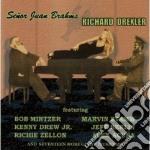 SENOR JUAN BRAHMS cd musicale di DREXLER RICHARD