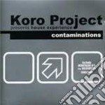 Koro Project - Contaminations cd musicale di KORO PROJECT