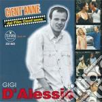 CIENT'ANNE(O.S.T.) cd musicale di D'ALESSIO GIGI