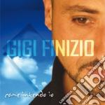 COME INTENDO IO                           cd musicale di FINIZIO GIGI