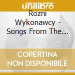 Songs from the 60's & 70's cd musicale di Artisti Vari