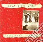 Favorite street cd musicale di Rova saxophone quart