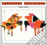 Jaki Byard / Ran Blake - Improvisations cd musicale di Byard jaki/blake jak