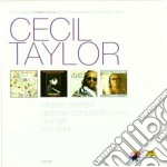 The complete remastered recordings on bl cd musicale di Cecil Taylor