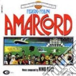 Nino Rota - Amarcord cd musicale di O.s.t.