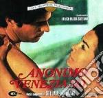 Stelvio Cipriani - Anonimo Veneziano cd musicale di O.s.t. (cipriani)