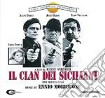 Il clan dei siciliani cd musicale di O.s.t. (morricone)