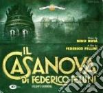 Nino Rota - Il Casanova Di Federico Fellini cd musicale di O.s.t. (rota)