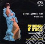 Sette Uomini D'Oro cd musicale di O.s.t. (trovaioli)