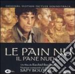 Safy Boutella - Il Pane Nudo cd musicale di O.s.t. (boutella)