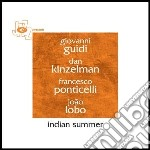 INDIAN SUMMER cd musicale di Giovanni Guidi
