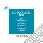 THE PORTKEY                               cd musicale di URS BOLLHARDER TRIO