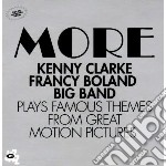 Kenny Clarke / Francy Boland Big Band - More cd musicale di Kenny/boland Clarke