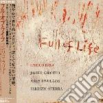 Enrico Rava - Full Of Life cd musicale di Enrico Rava