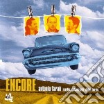 Antonio Farao - Encore cd musicale di A./giakonovski Farao