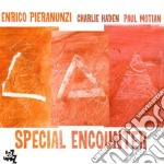 Enrico Pieranunzi - Special Encounter cd musicale di Pieranunzi/haden/motian
