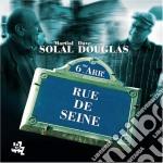 Solal, M./douglas, D - Rue De Seine cd musicale di Solal m.-douglas d.