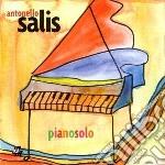Antonello Salis - Pianosolo cd musicale di Antonello Salis