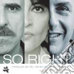 SO RIGHT cd musicale di De vito rea pietropaoli