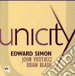 UNICITY cd musicale di Simon Edward