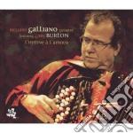 L'HYMNE A' L'AMOUR cd musicale di Galliano richard quartet