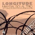 LONGITUDE cd musicale di Martial Solal