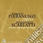 PLAYS DOMENICO SCARLATTI cd musicale di Enrico Pieranunzi