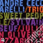 SWEET PEOPLE cd musicale di Andre' Ceccarelli
