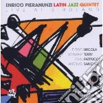 Enrico Pieranunzi Latin Jazz Quintet Live cd musicale di Enrico Pieranunzi