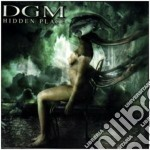 HIDDEN PLACE                              cd musicale di DGM
