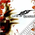 Lords Of Decadence - Cognitive Note Of Discord cd musicale di LORDS OF DECADENCE