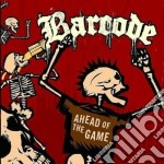 Barcode - Ahead Of The Game cd musicale di BARCODE