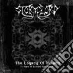 CD - STORMLORD - THE LEGACY OF MEDUSA cd musicale di STORMLORD